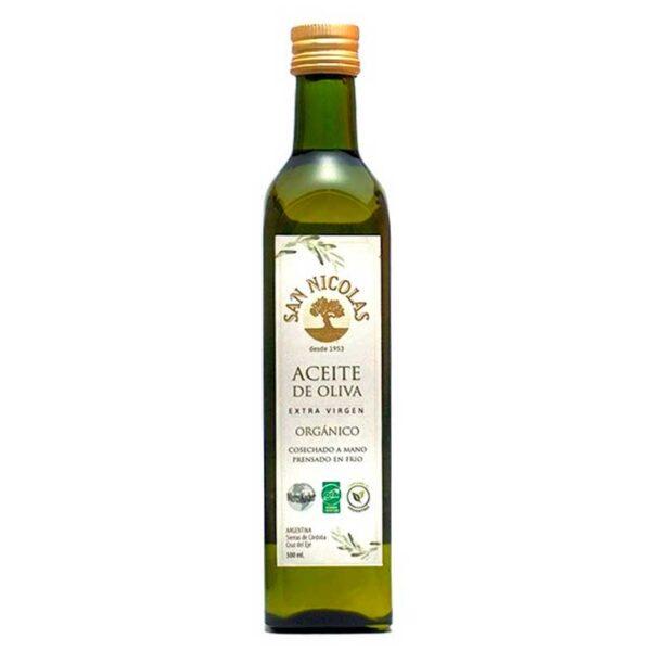 Aceite de oliva San Nicolas