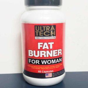 Fat Burner for Woman Ultra Tech